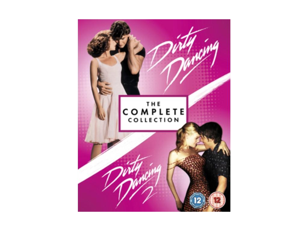 Dirty Dancing Complete Collection: Dirty Dancing / Dirty Dancing 2 - Havana Nights (Blu-Ray)