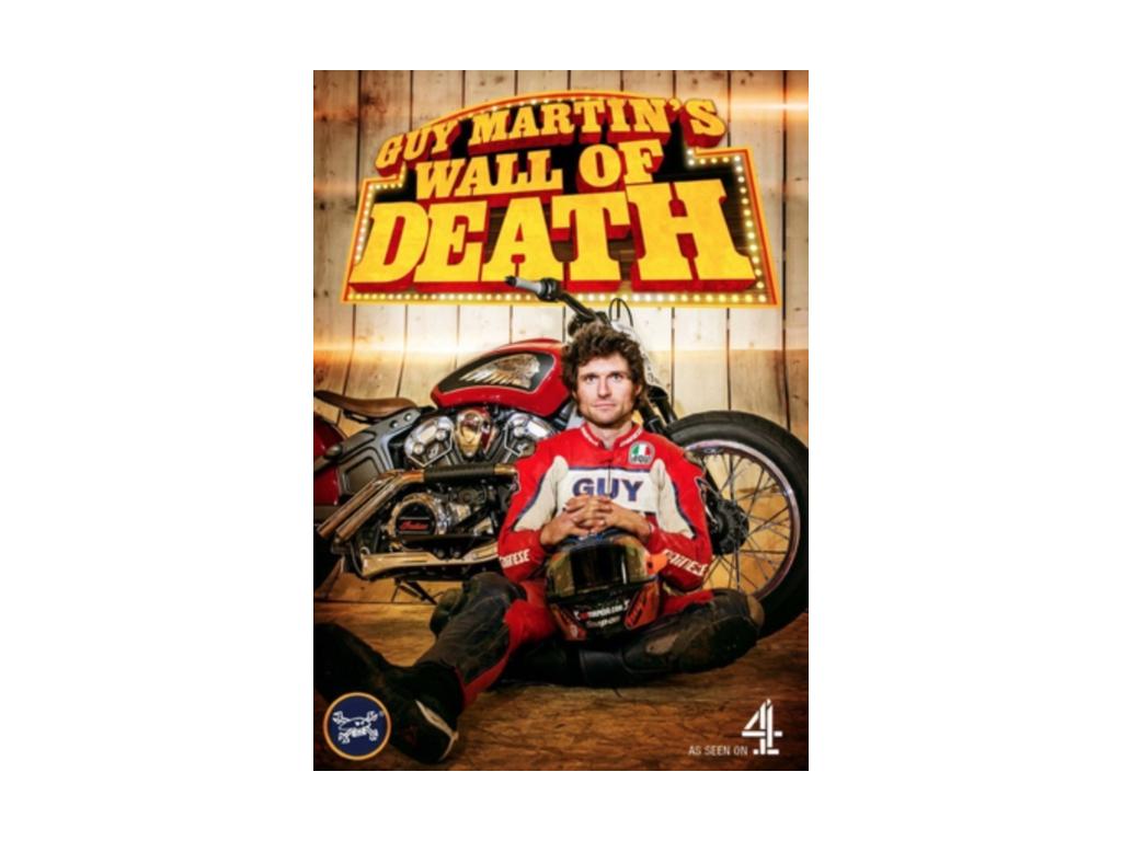 Guy Martin: Wall of Death (Blu-ray)