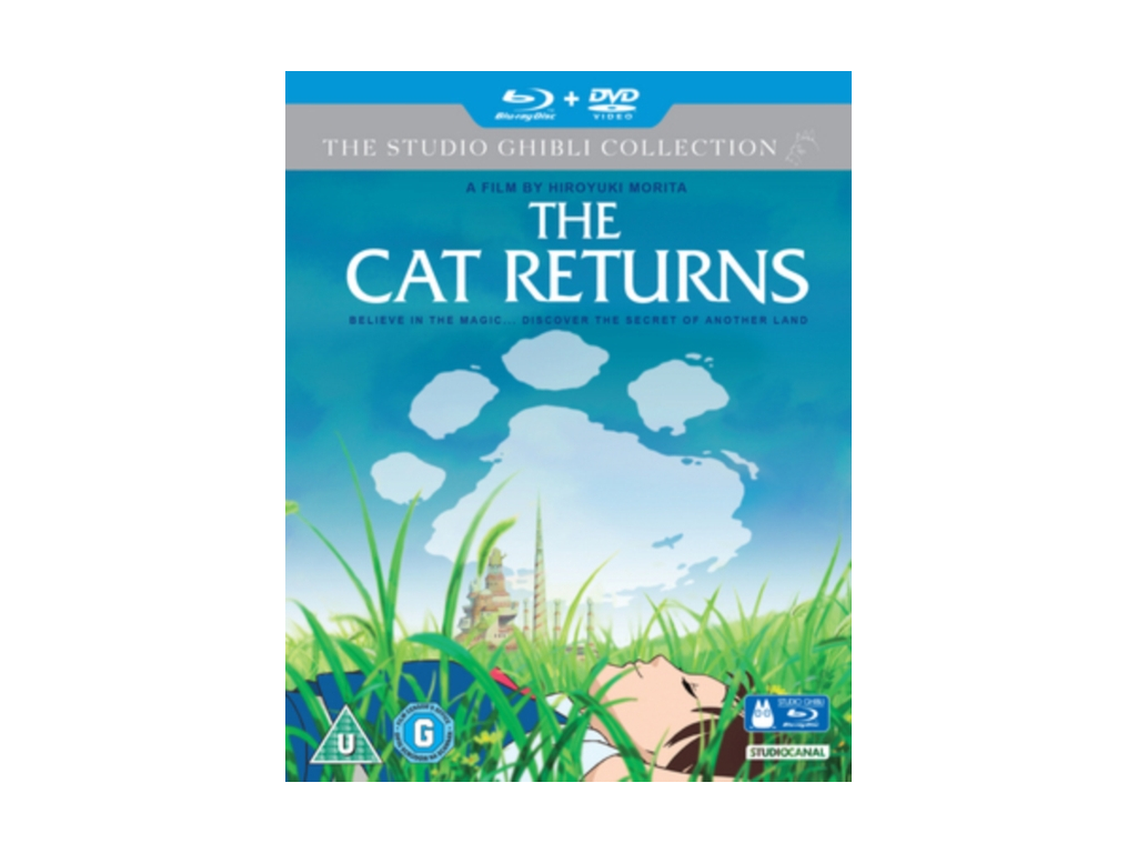 The Cat Returns [Blu-ray + DVD]