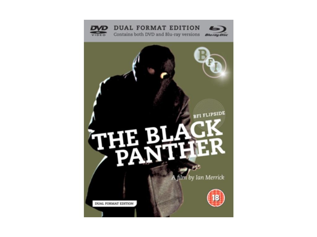 The Black Panther (Blu-Ray & DVD) (1977)