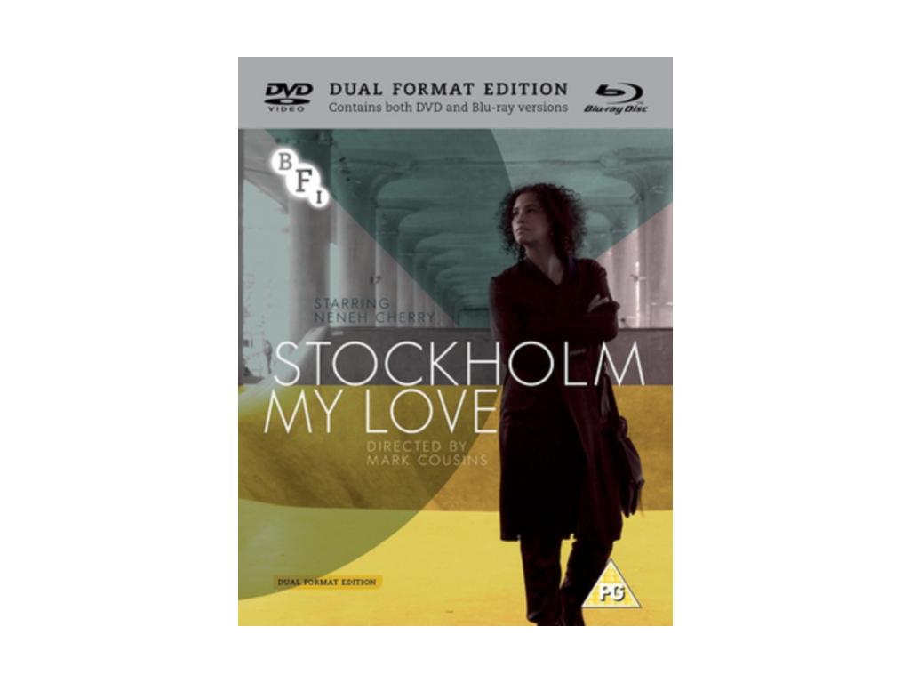 Stockholm My Love (DVD + Blu-ray)