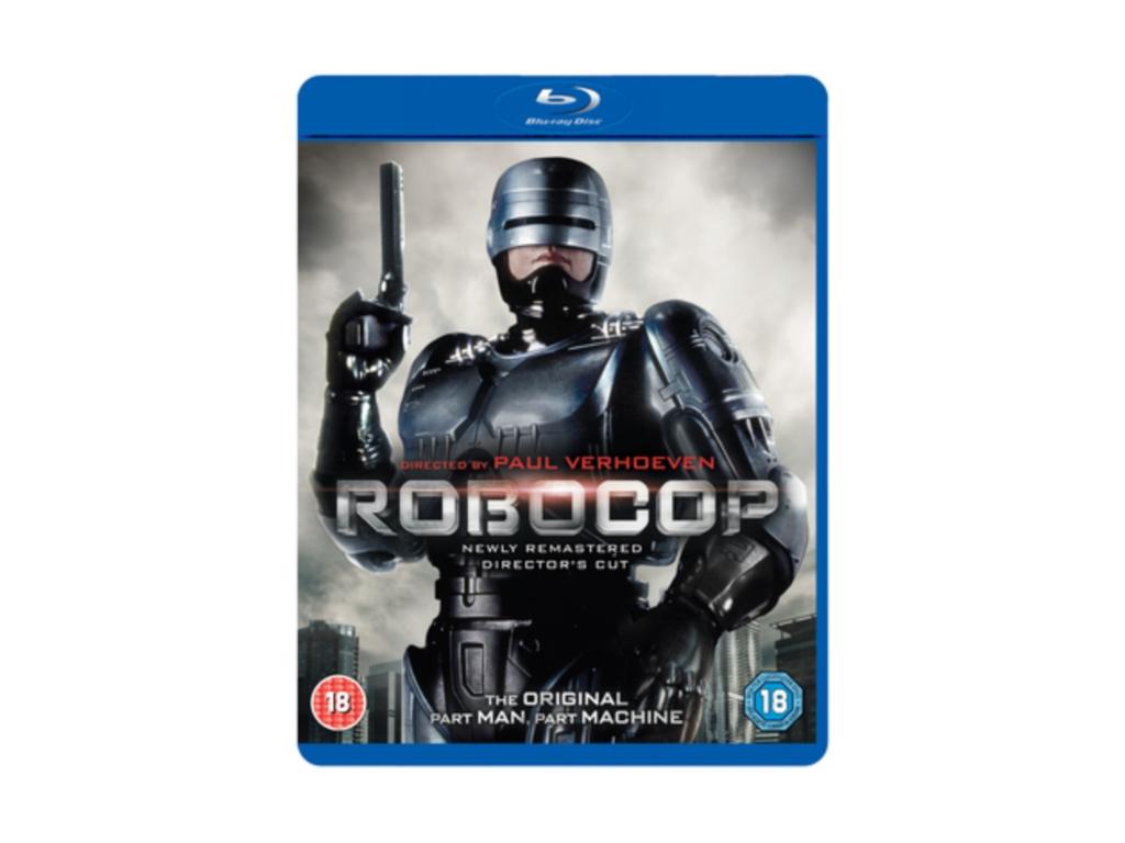 Robocop Remastered (Blu-ray)