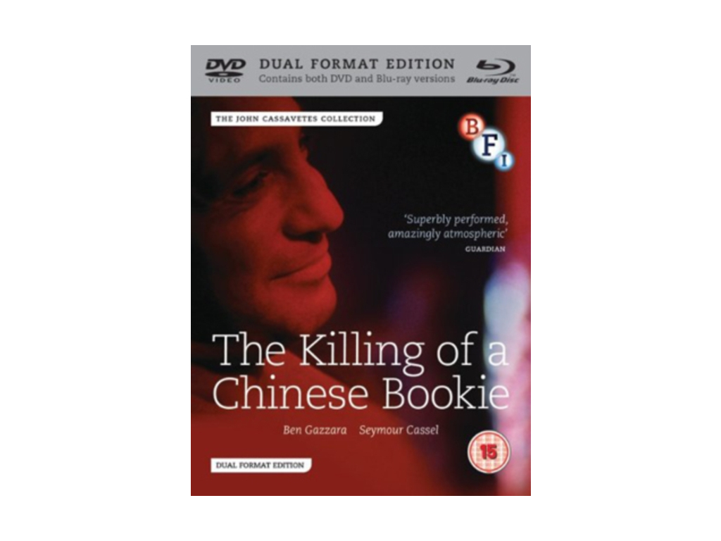 The Killing of a Chinese Bookie (2-Disc Edition) (DVD + Blu-ray) (1976)