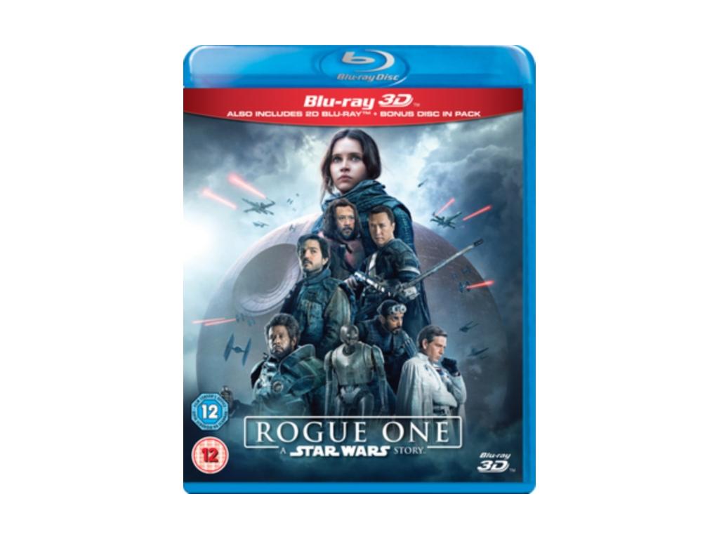 Rogue One: A Star Wars Story (3D Blu-ray + Blu-ray)