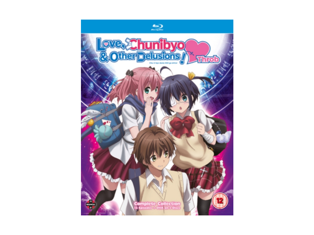 Love  Chunibyo and Other Delusions! Heart Throb (Blu-ray)
