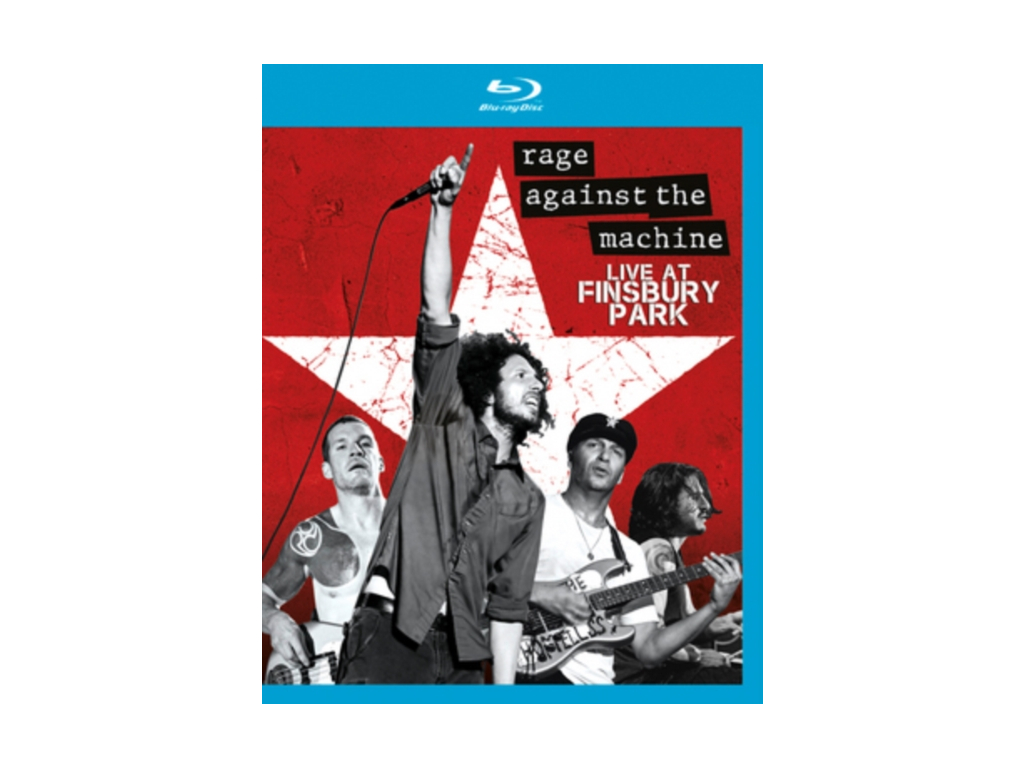 Rage Against The Machine - Live At Finsbury Park [2015] (Blu-ray)