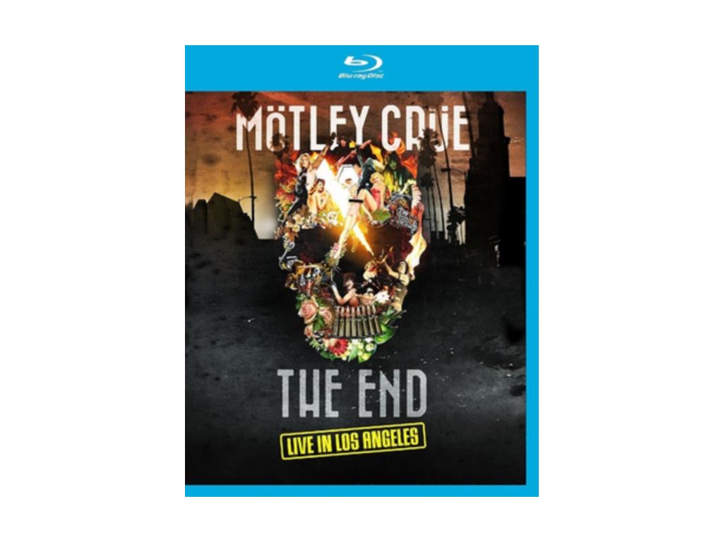 Mötley Crüe: The End - Live in Los Angeles (Blu-ray) [NTSC] (Blu-ray