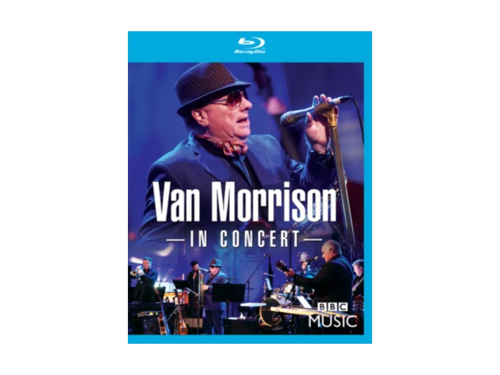 Van Morrison: In Concert (Blu-ray)
