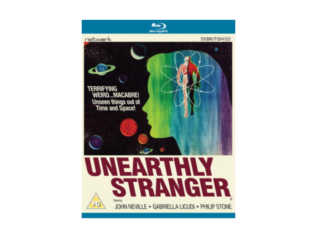 The Unearthly Stranger (1964) (Blu-ray)