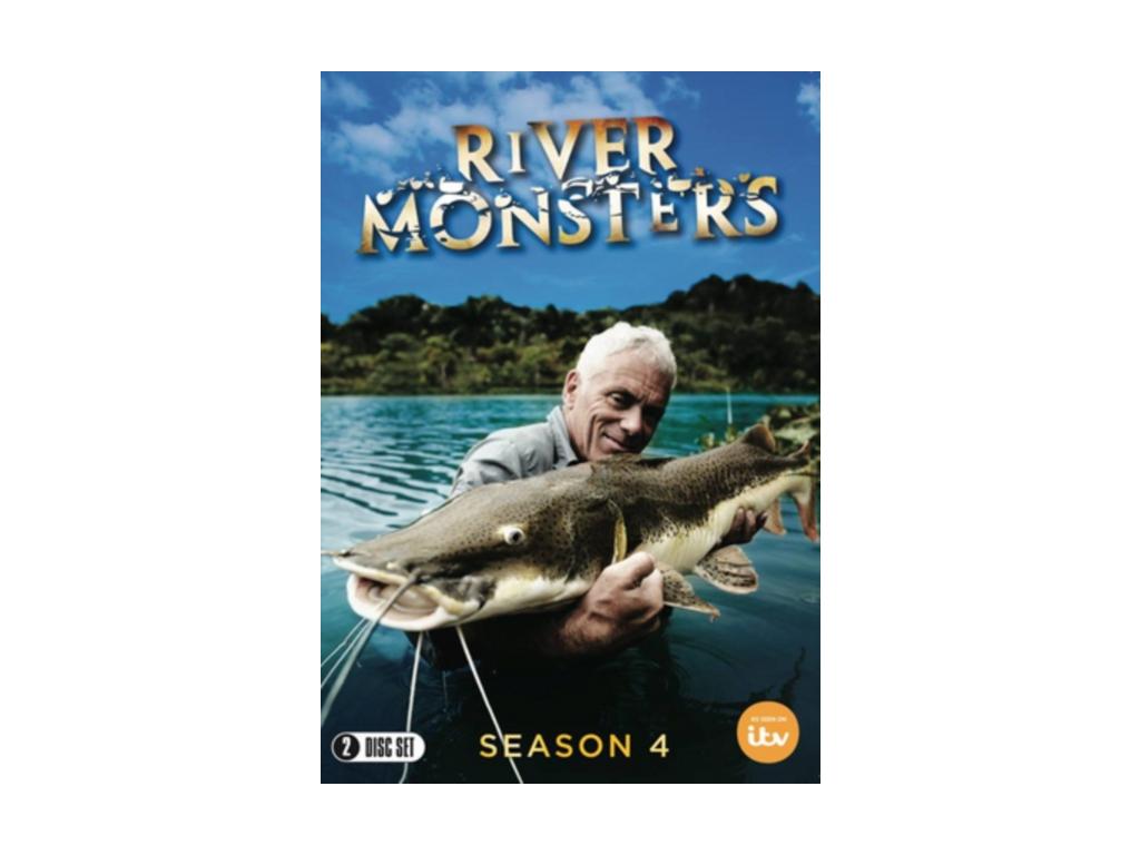River Monsters: Series 4 [DVD]
