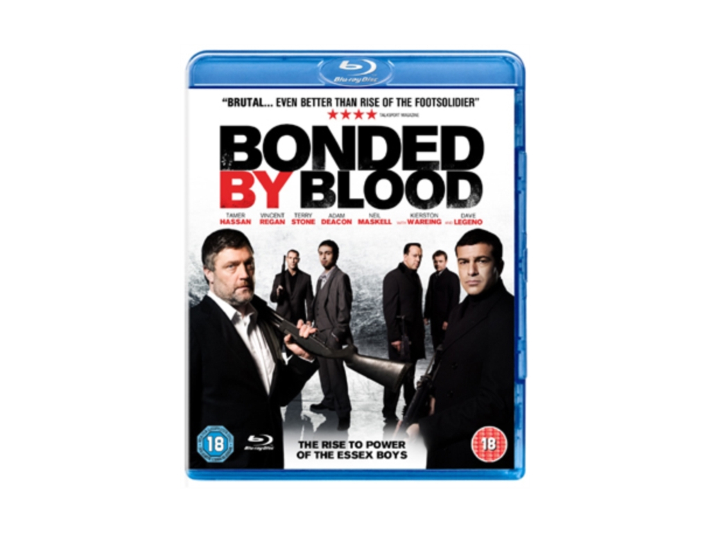 Bonded By Blood (Blu-Ray)