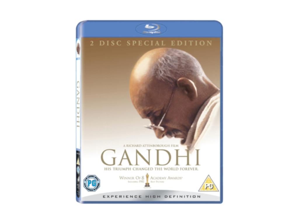 Gandhi (Blu-Ray)