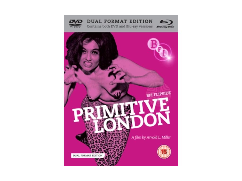 Primitive London (DVD & Blu-Ray) 91965)