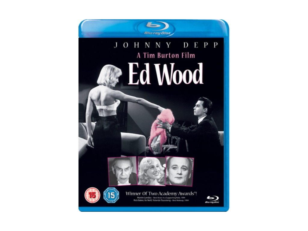 Ed Wood [2016] (Blu-ray)