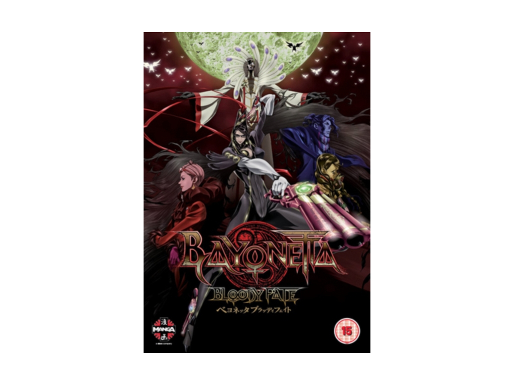 Bayonetta: Bloody Fate (Blu-ray)