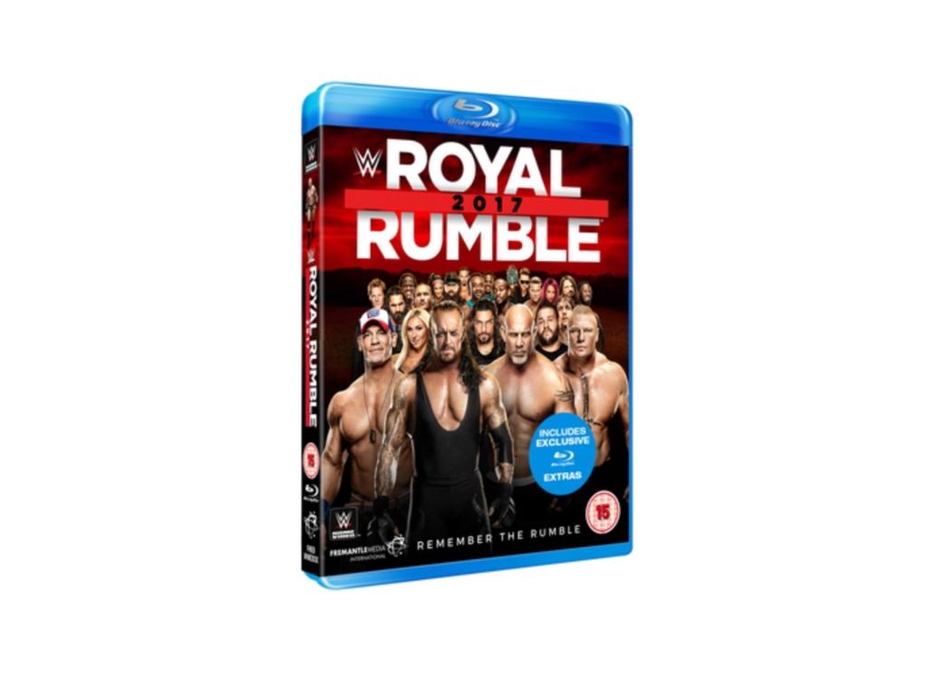 WWE: Royal Rumble 2017 (Blu-ray)
