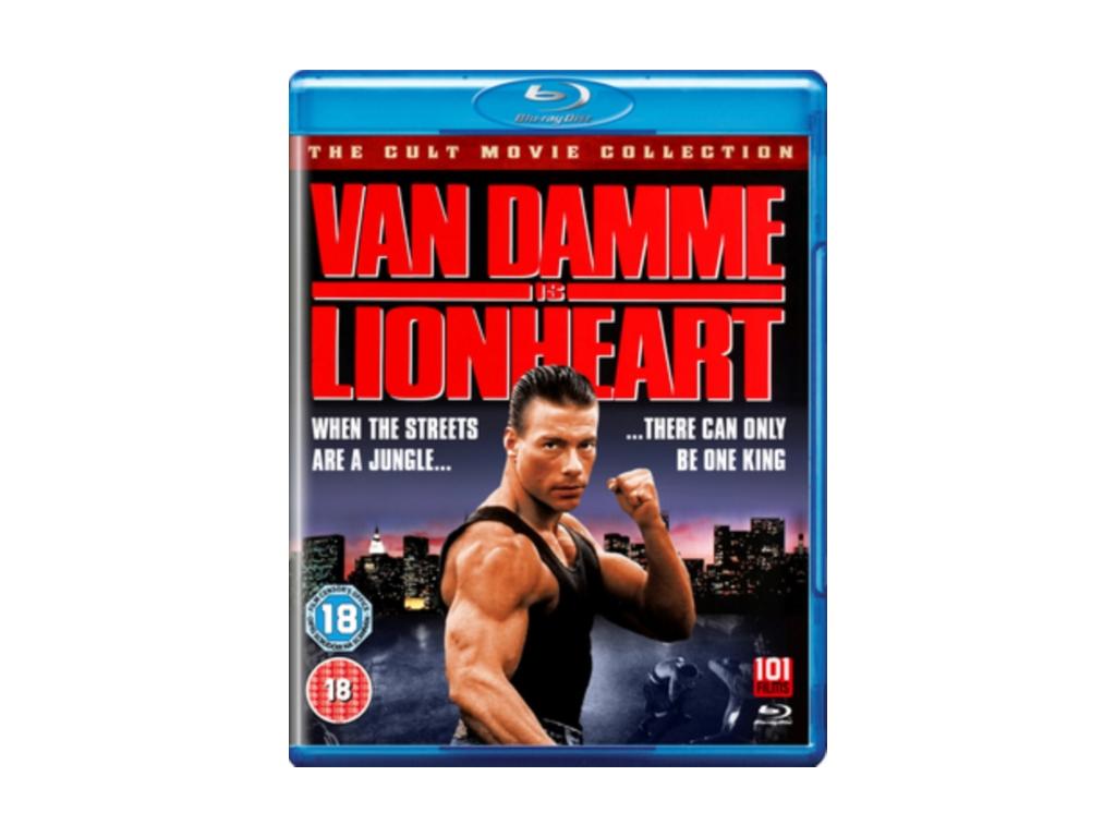 A.W.O.L (AKA Lionheart) (Blu-ray)
