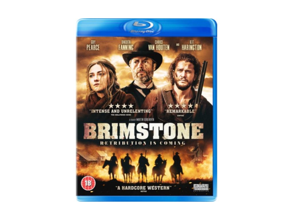 Brimstone [2017] (Blu-ray)