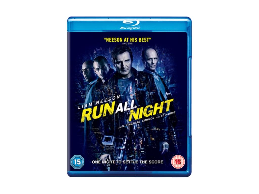 Run All Night (Region Free) (Blu-ray)