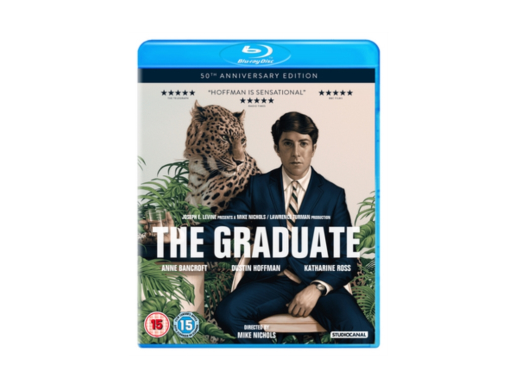 The Graduate 50th Anniversary Edition [1967] (Blu-ray)