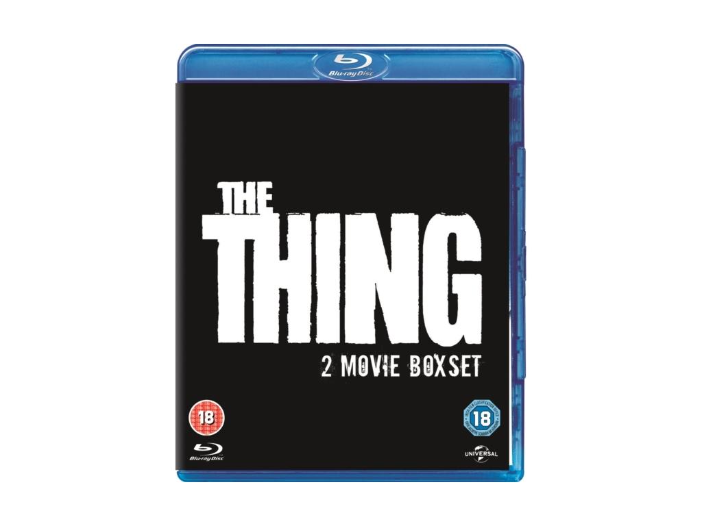 Thing / The Thing (Blu-Ray)