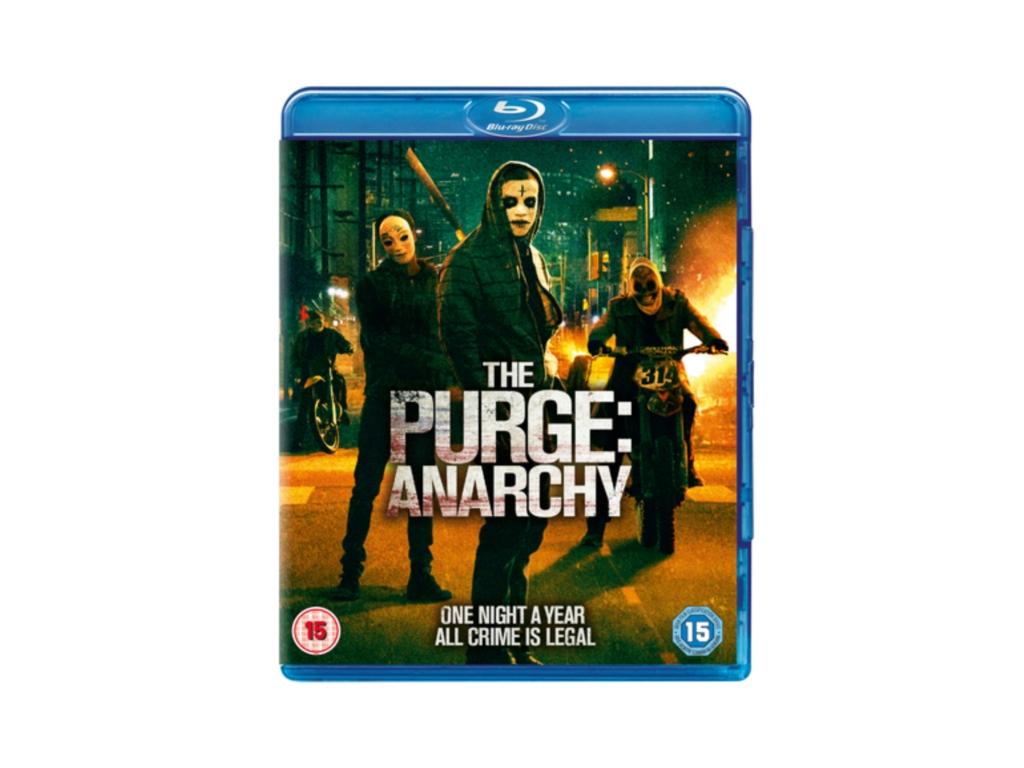 The Purge: Anarchy (Blu-ray)