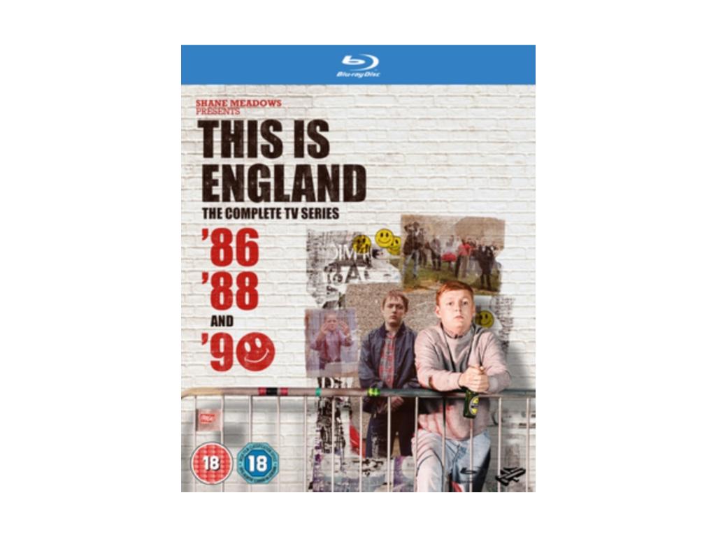 This Is England '86  '88 & '90 Boxset (Blu-Ray)
