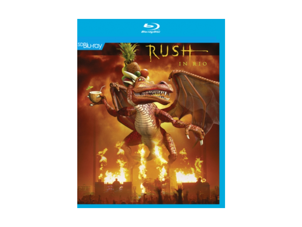 Rush - In Rio [2015] (Blu-ray)