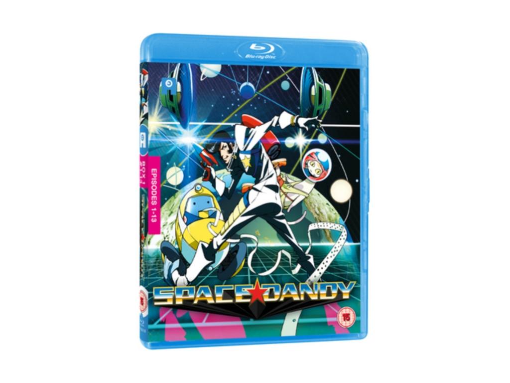 Space Dandy: Season One (Standard Edition) (Blu-ray)
