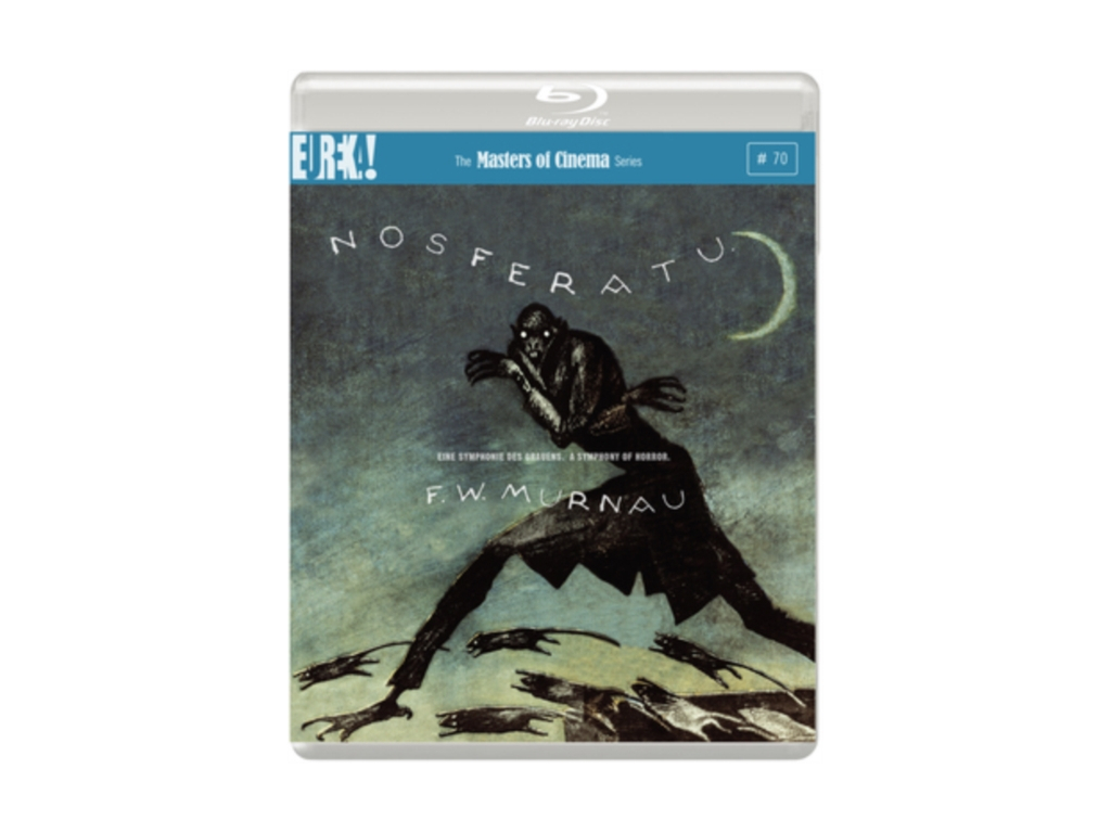 Nosferatu: A Symphony of Horror (1922) (Masters Of Cinema) (Blu-Ray)