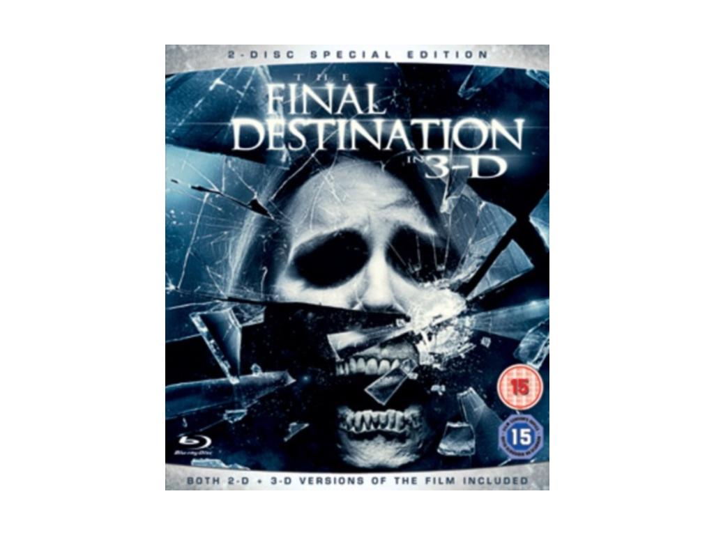 The Final Destination (3D) (Blu-Ray)