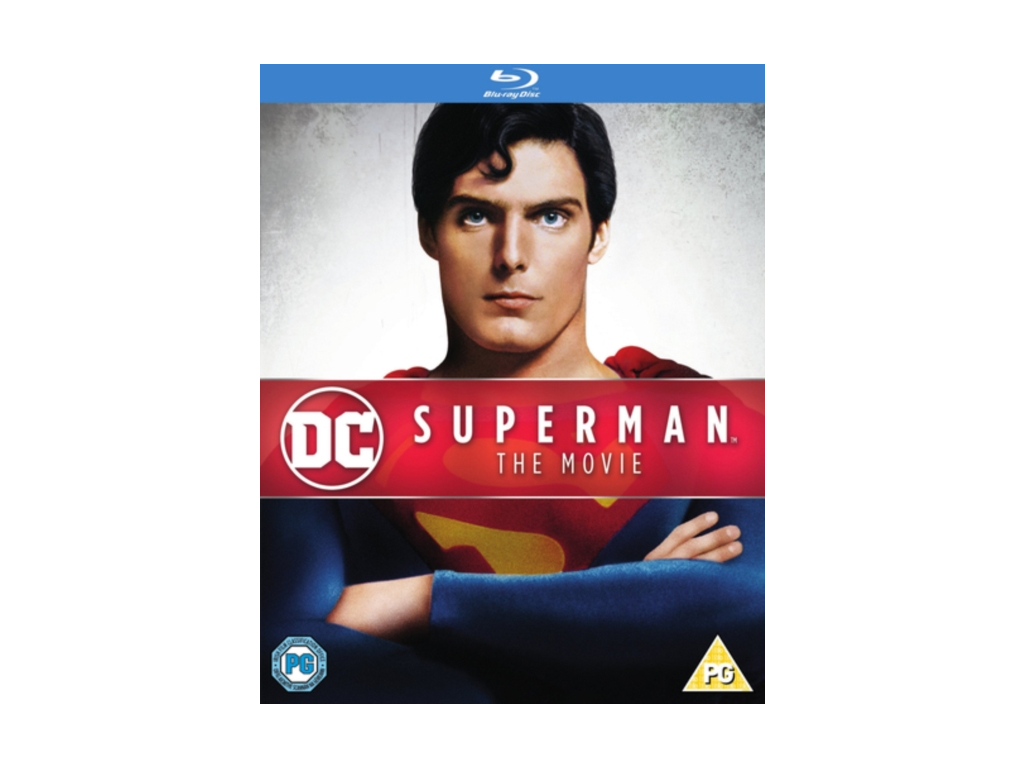 Superman - The Movie (Blu-Ray)