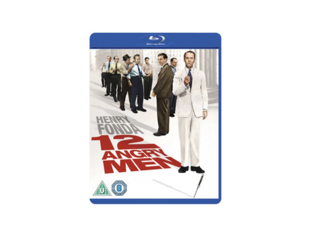Twelve Angry Men (Blu-Ray)