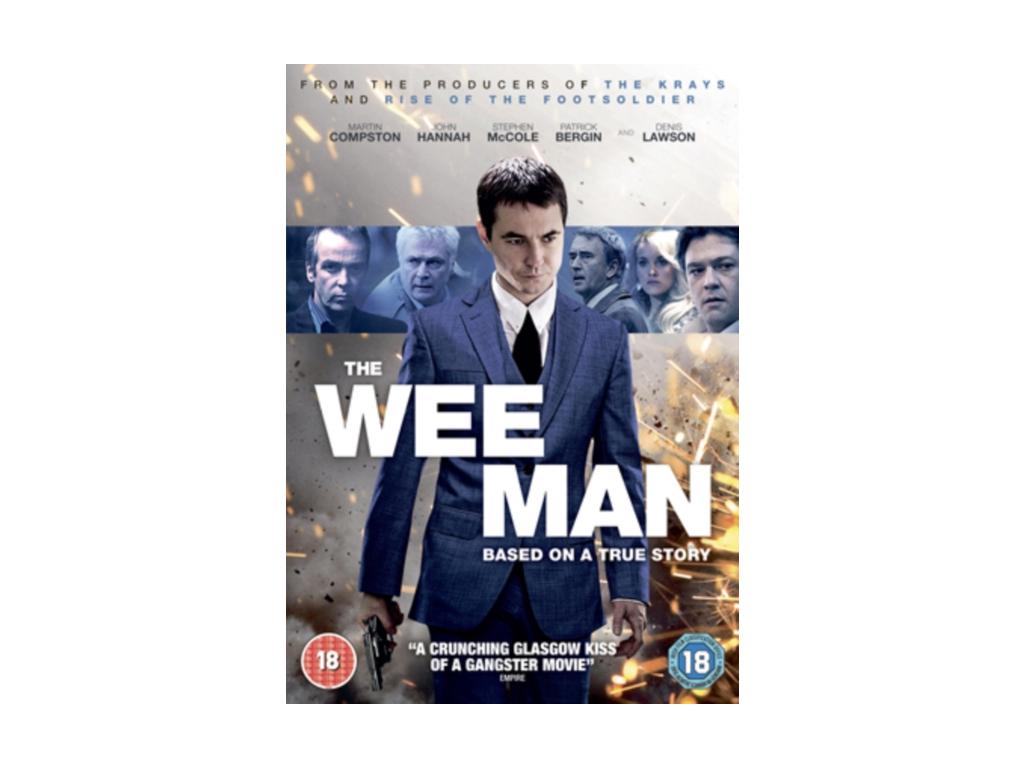The Wee Man (Blu-Ray)
