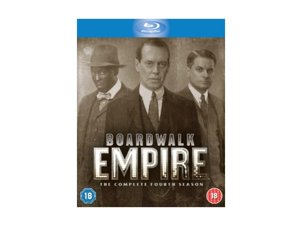 Boardwalk Empire - Season 4 (Blu-ray)