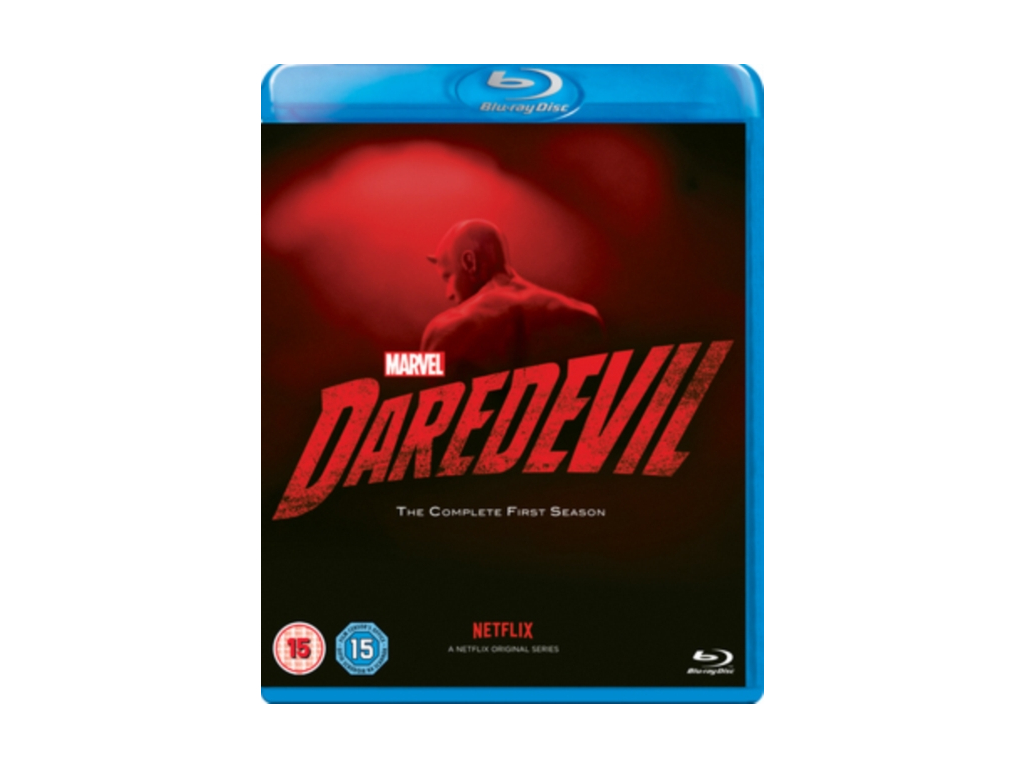 Daredevil: The Complete First Season (Blu-ray)