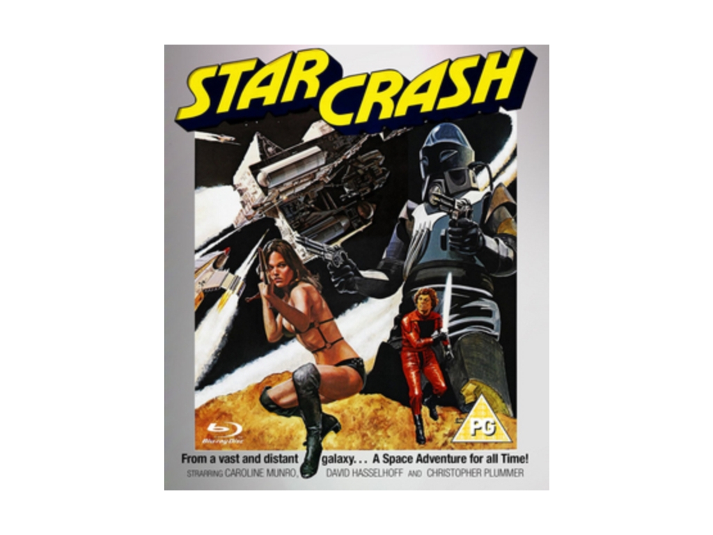Starcrash (Blu-ray)