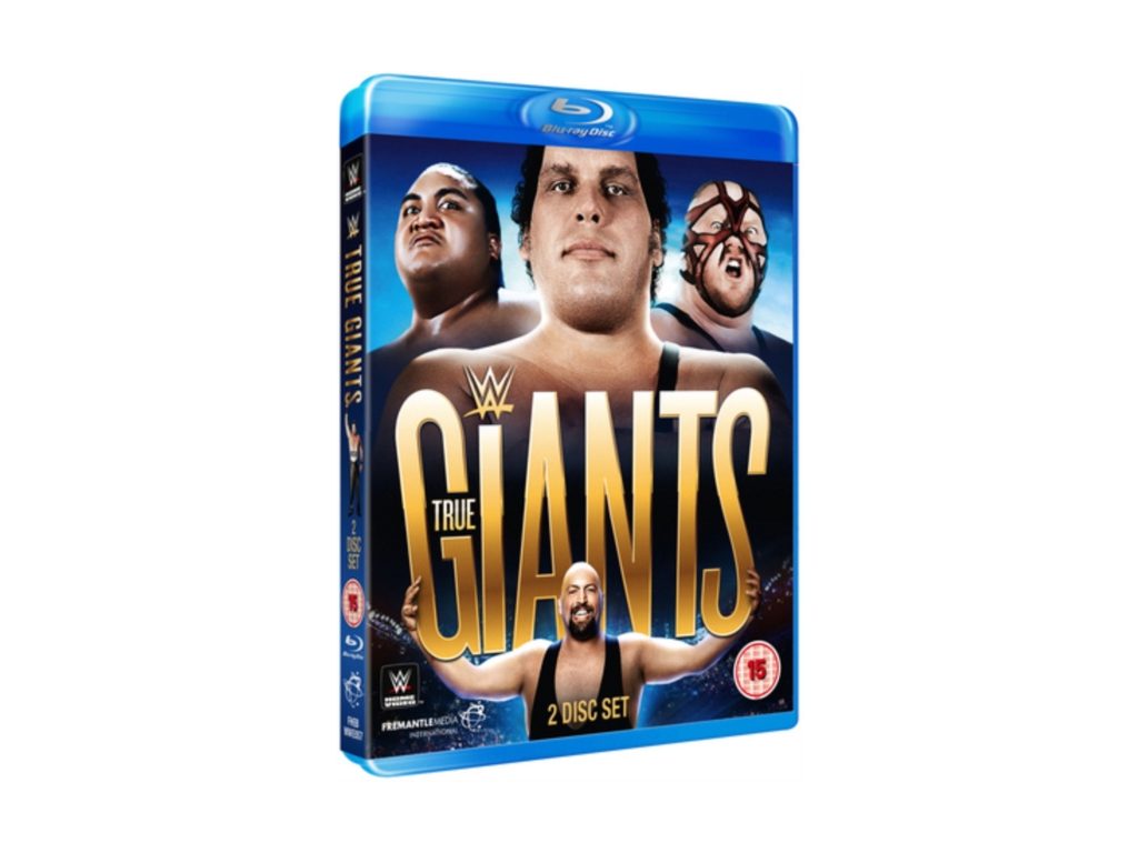 WWE: True Giants (Blu-ray)