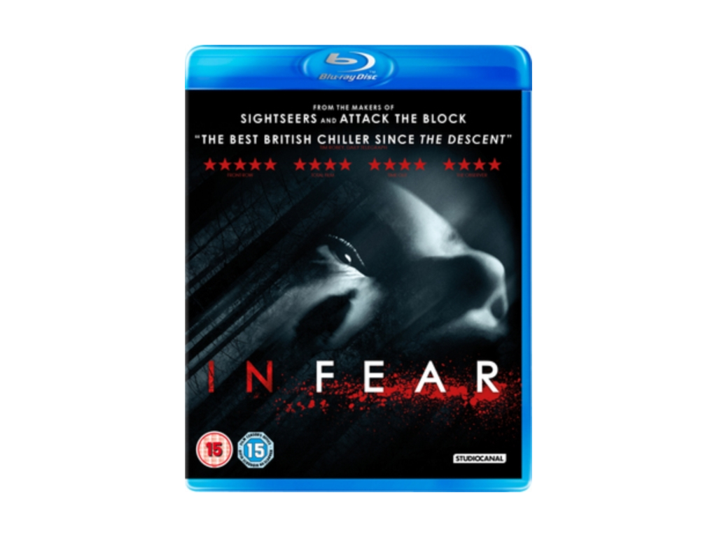 In Fear (Blu-ray)