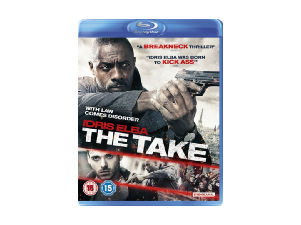 The Take (Bastille Day) (Blu-ray)