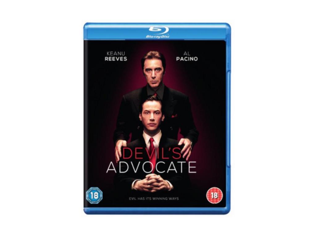 Devil's Advocate (1997) (Blu-ray)