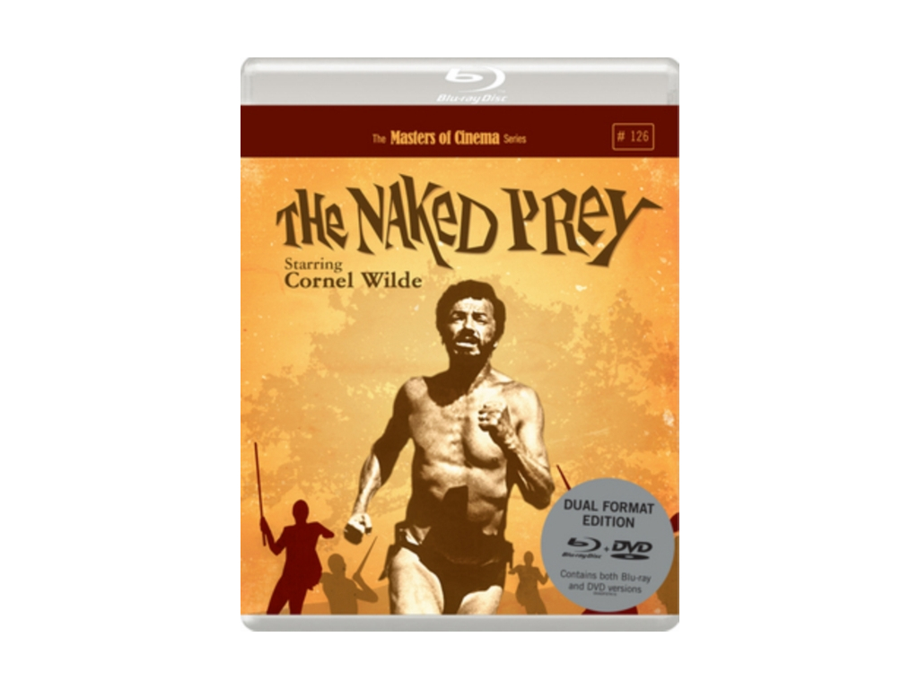 The Naked Prey (1965) Dual Format (Blu-ray & DVD)