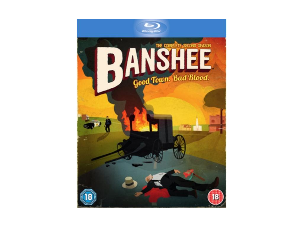 Banshee - Season 2  (Blu-ray)
