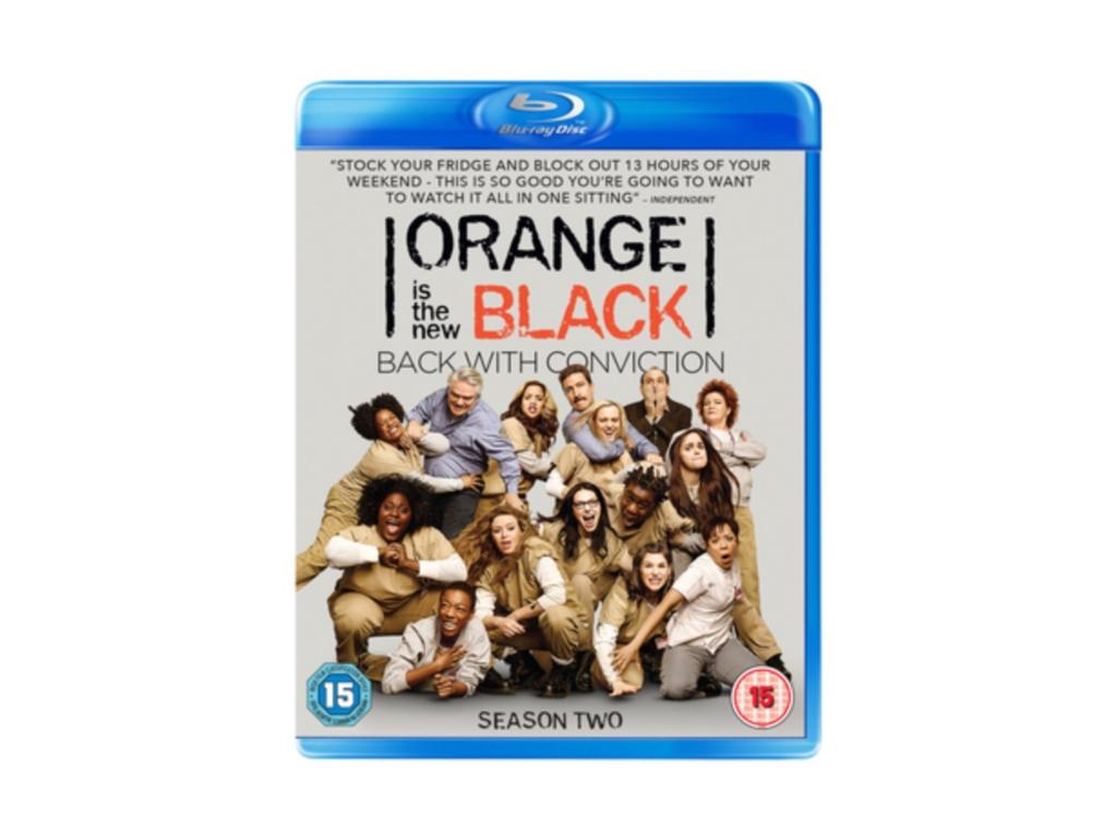 Orange is the New Black - Season 2 (Blu-ray)