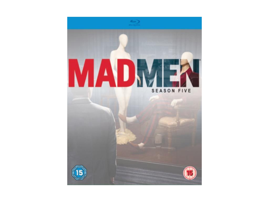 Mad Men - Season 5 (Blu-ray)