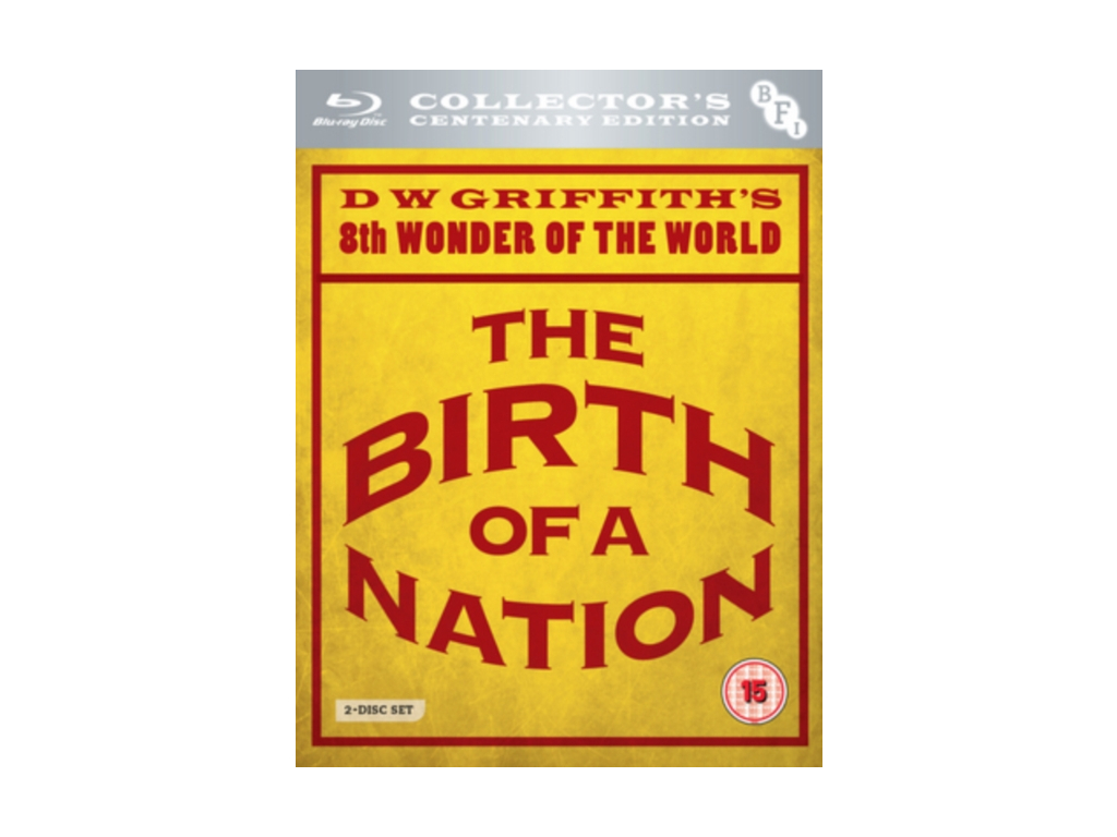 Birth of a Nation (Centenary Edition) (Blu-ray)