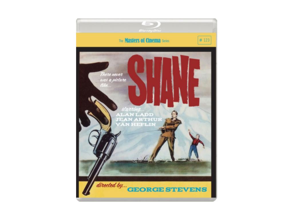 Shane  [1953] (Blu-ray)