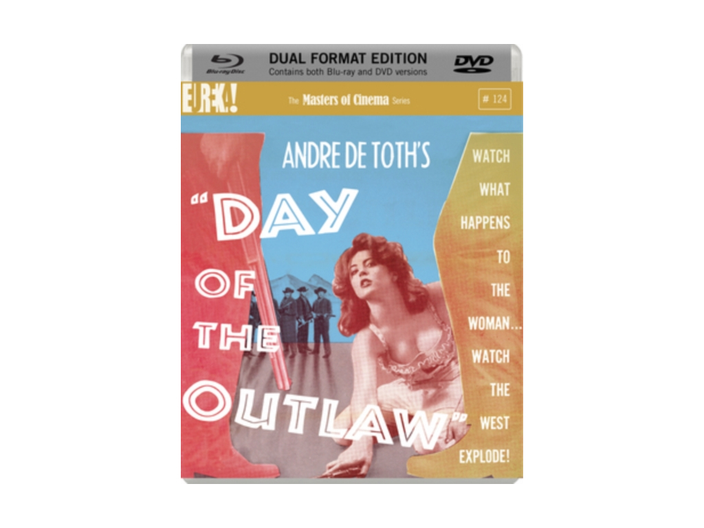 Day Of The Outlaw (1959)  Dual Format [Blu-ray & DVD]