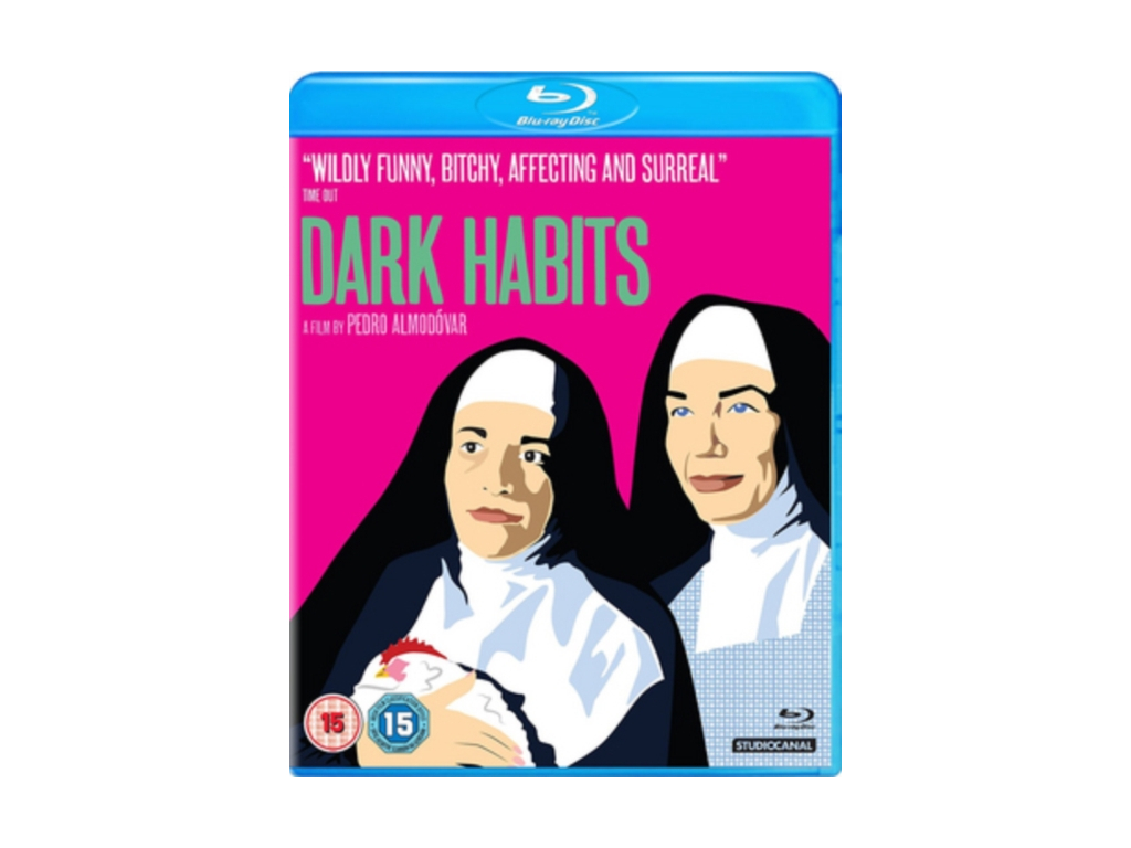 Dark Habits (Blu-Ray)
