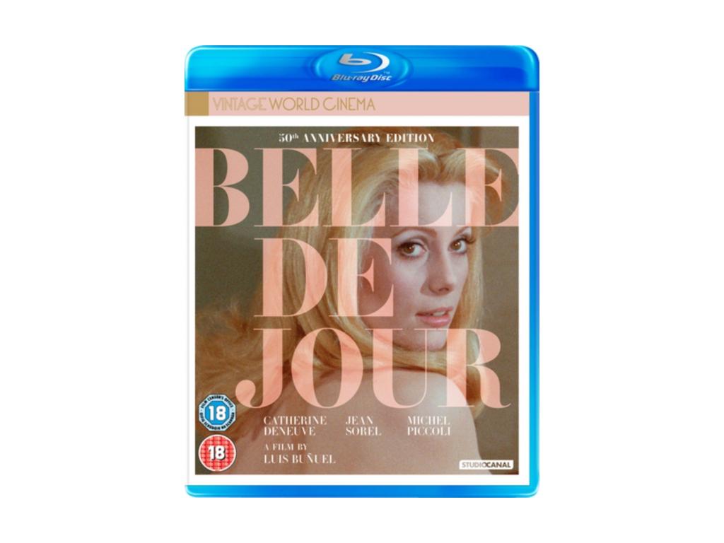 Belle De Jour 50th Anniversary (Blu-ray)